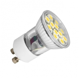 LED12SMD MR11 GU10-WW 1,8W 135lm