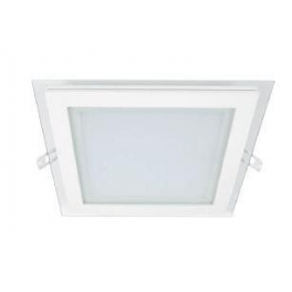 EG LED PANEL 18W NW 1150lm üveg szögl.