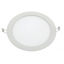EG LED PANEL 16W NW1000LM FI235mm kerek
